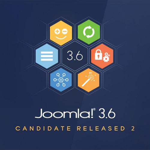 joomla-3-6-rc-2-released