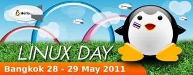 Linux Day Bangkok Thailand 2011