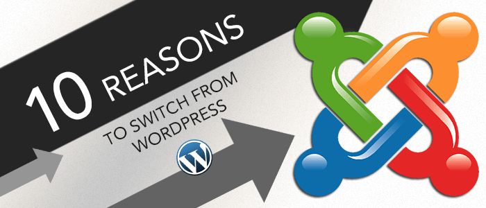 10 reasons to switch from Wordpress