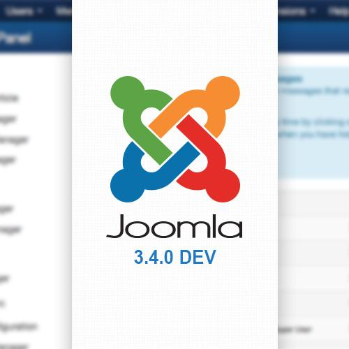 Joomla! 3.4.0 Upcoming Release
