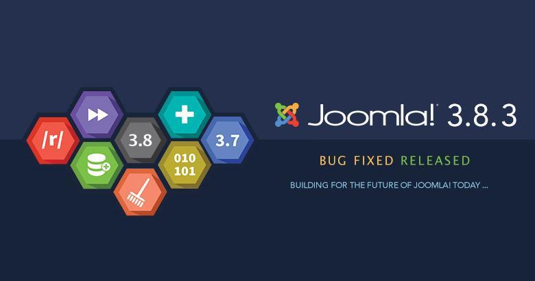 joomla 3.8.3